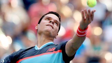 Milos Raonic disputera le tournoi d'Anvers