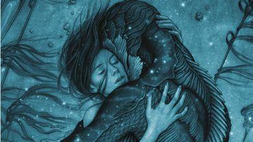 """""""La Forme de l'eau"""" de Guillermo del Toro est l'un des favoris à la 75e cérémonie des Golden Globes"""