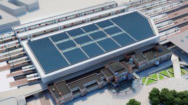 La gare de Gand-Saint-Pierre sera dotée du plus grand parking couvert pour vélos d'Europe