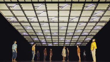 """Satyagraha"" de Philip Glass chorégraphie de Sidi Larbi Cherkaoui"
