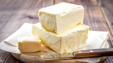 Recette de beurre fait maison