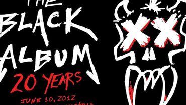 C'était alors les 20 ans du Black Album de Metallica…