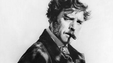 """Burt Lancaster pendant le tournage du film """"Le Guépard"""", Palme d'or à Cannes en 1963"""