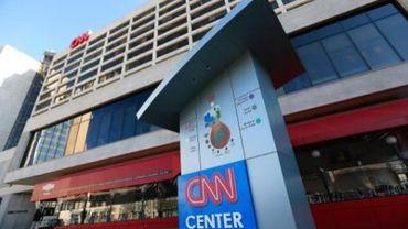 Siège de CNN à Atlanta