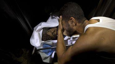 Bombes sur Gaza: l'implacable réalité des chiffres