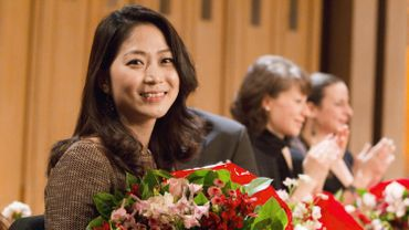 Haeran Hong, 1er lauréate 2011