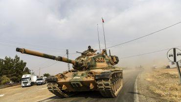 De 300 à 500 soldats turcs prennent part à cette opération