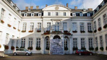 Le palais provincial de Namur
