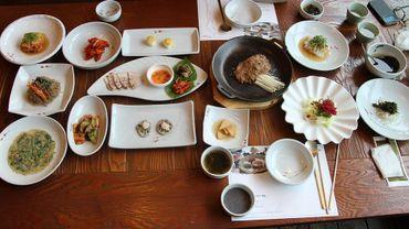 5 recettes coréennes