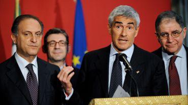 Italie: un ex-eurodéputé visé lors d'un coup de filet anti-mafia