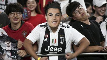Corée du Sud: Ronaldo sur le banc, la justice ordonne d'indemniser les fans