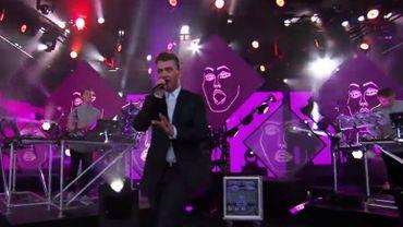 Vidéo: Sam Smith retrouve Disclosure pour un live à la télé