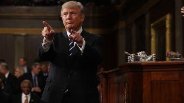 Réforme de la santé aux Etats-Unis: Donald Trump tente d'unir sa majorité