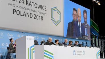 COP24: les pays du Benelux appellent l'UE à revoir ses ambitions climatiques à la hausse