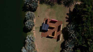 Brésil: l'impressionnant musée à ciel ouvert d'Inhotim redore son image