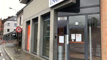 Agence ING de Strépy-Bracquegnies