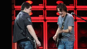 Wolfgang Van Halen sort un titre hommage à son père Eddie