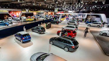 Baisse de fréquentation au Salon de l'Auto: la faute aux mesures de sécurité?