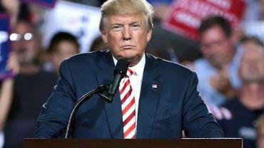 Donald Trump se sert de la caravane des migrants centraméricains à des fins politiques