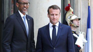 """L'Afrique doit """"comprendre"""" que le """"temps du baby-sitting est révolu"""" déclare Kagame"""