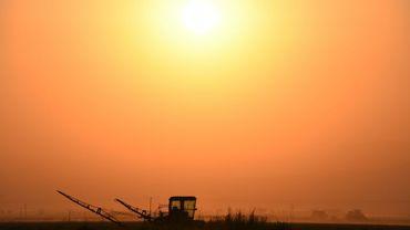 Le mois dernier a été le deuxième mois de septembre le plus chaud sur la planète depuis le début des relevés de température en 1880.
