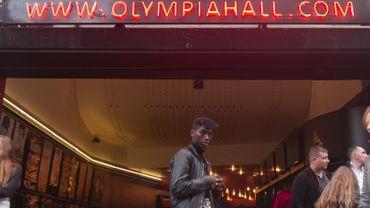 Bryn à l'Olympia