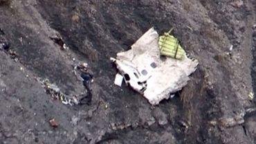 Première photo d'un débris du vol 4U9525.