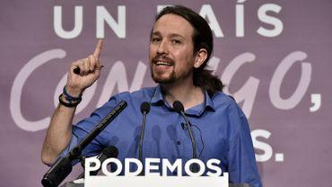 Législatives en Espagne: Podemos s'allie avec l'extrême gauche