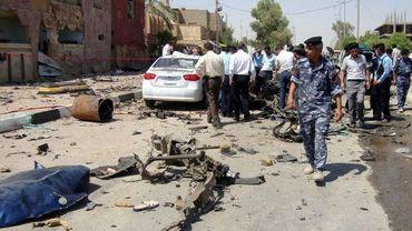 Attentat à Najaf