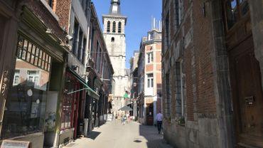 Une des conclusions de l'étude préconise d'augmenter l'attractivité du centre-ville de Namur