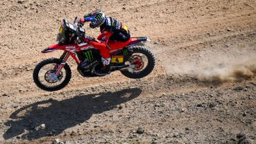 Dakar : Nacho Cornejo gagne la 8e étape en motos et accroît son avance