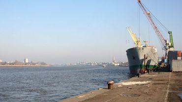 Le dragage de l 39 escaut interdit une tuile pour le port d 39 anvers - Port d anvers belgique adresse ...