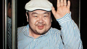 Kim Jong-Nam, le demi-frère du leader nord-coréen Kim Jong-Un, le 4 juin 2010 à Macao