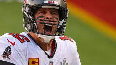 Tom Brady a remporté le Super Bowl à l'âge de 43 ans, avec les Buccaneers de Tampa Bay. Une édition 2021, historique, en terme de rentrées publicitaires.