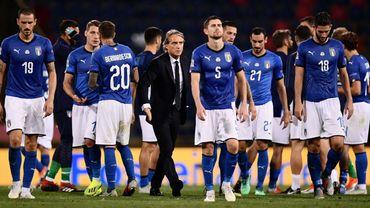 L'Italie partage face à la Pologne