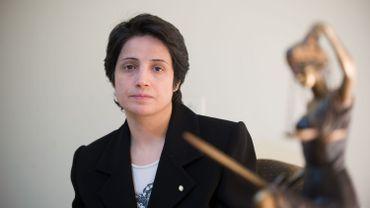 Nasrin Sotoudeh en 2008