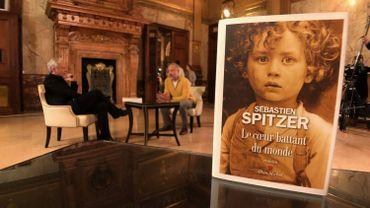 Sébastien Spitzer, l'historien journaliste au service de la littérature