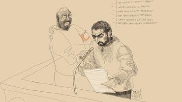 """Mehdi Nemmouche: """"J'interdis à qui que ce soit de poser des actes d'intimidation"""""""