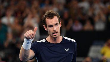 Andy Murray espère reprendre au Queen's, en double