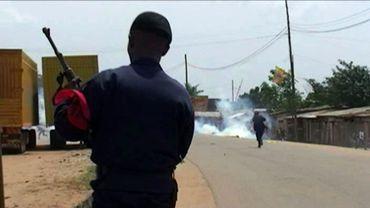 RDC: dix morts dans des combats entre l'armée et de présumés rebelles ougandais