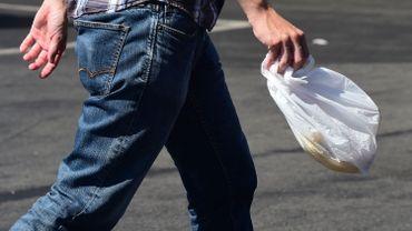 Les sacs en plastique interdits en Wallonie dès 2016