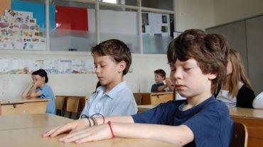 """La """"pleine conscience"""" enseignée aux enfants dans les écoles"""