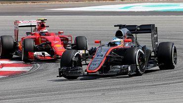 Ferrari et Honda utilisent leurs premiers jetons