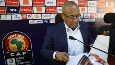 Ahmad Ahmad reste à la barre de la CAF sous tutelle de la Fifa malgré les soupçons de corruption