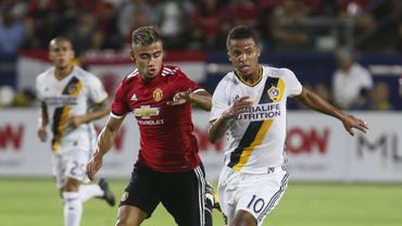 Giovani dos Santos quitte le Los Angeles Galaxy
