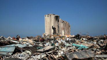 Explosions à Beyrouth : plus de 8 milliards de dollars de pertes, selon la Banque mondiale