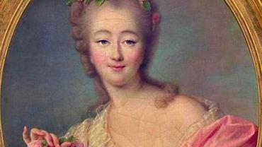 La comtesse du Barry, 1770 par François-Hubert Drouais