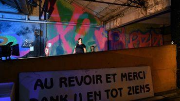 Bruxelles: Un artiste introduit une action judiciaire en vue d'empêcher la destruction de sa fresque