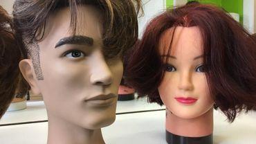 Des clients en plastique: moins exigeants que les vrais, mais moins appréciés!