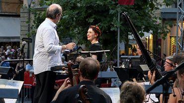 Festival dAix en Provence. Répétition
